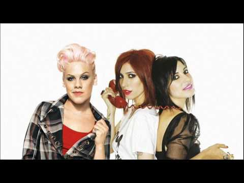 Pink vs. The Veronicas - U And Ur Hand 4Ever