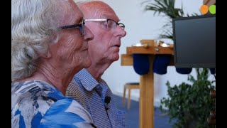 Doeke Post neem na 53 jaar afscheid als organist bij de Kruiskerk