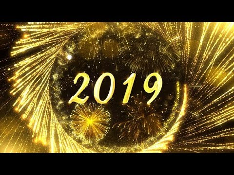 New Year Countdown 2019 - After Effects template - 동영상