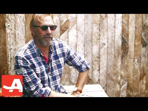 Kevin Costner: Traveling Through Time | AARP The Magazine