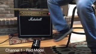 Marshall JVM 215C Combo Amplifier