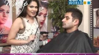 Groom MakeOver Make-Up