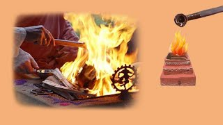 Vedic Yajna(Fire Ritual) Step by Step Training....[ For English speakers]