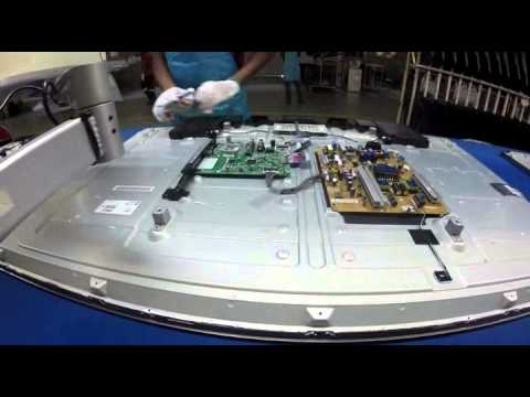 LG South Africa's LED television assembly plant - Part 4