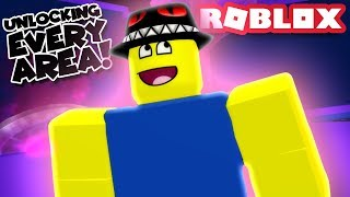 BEATING THE ENTIRE GAME IN ONE VIDEO! | Roblox Noob Simulator