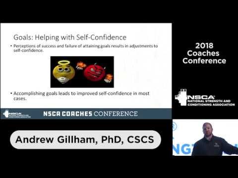 Systematic Goal Setting for Athletes and Coaches, with Andy Gillham  | NSCA.com