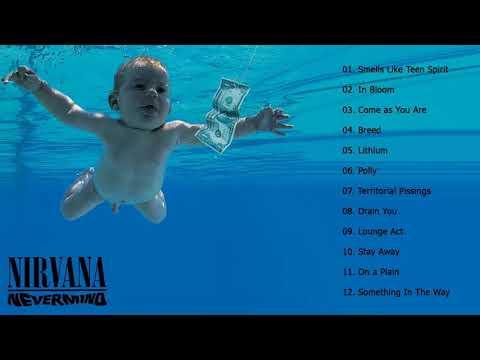 Nirvana - Nevermind - 1991 - (Full Album)