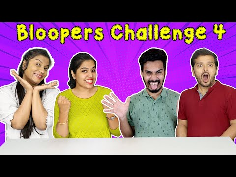 Bloopers Challenge Part 4 | Hungry Birds Funniest Videos