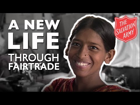 Sally Ann - Fairtrade Business - Bangladesh - The Salvation Army