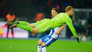 Manuel Neuer ● Crazy Skills & Saves 2014/2015 (HD) thumbnail