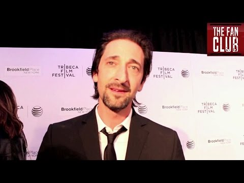 Adrien Brody Interview | Tribeca Film Festival 2015: Backtrack | The Fan Club