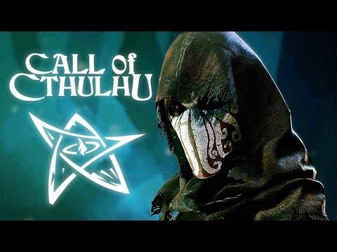 НОВЫЙ ЗОВ ► Call of Cthulhu 2018 #1