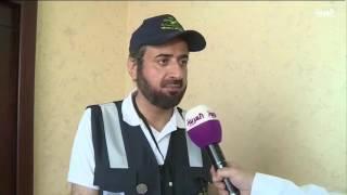 لقاء وزير الصحة عن سلامة موسم الحج