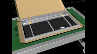 Montagem e embalamento do PLA42