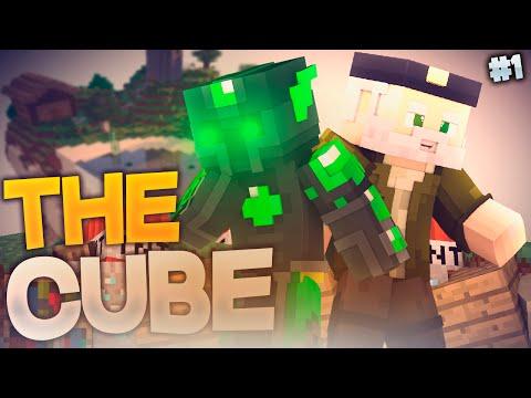 BIENVENIDOS A THE CUBE!! #THECUBE | Episodio 1 | Minecraft Supervivencia | Willyrex Y sTaXx