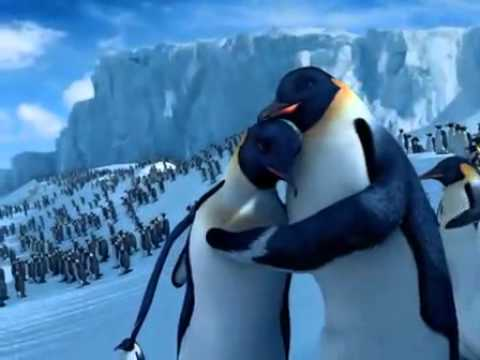 HAPPY FEET 1 PARTE
