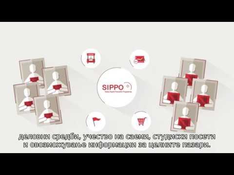 Swisscontact explains - SIPPO facilitates sustainable trade - Macedonian subtitles