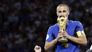 Mondiali 2006-Italia-Francia 1-1 (5-3)