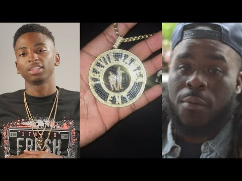 San Antonio Goon Wants $20k for 22 Savage to Get His Chain Back