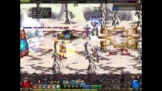 DFO Global: Time Break [Magic Exorcist]