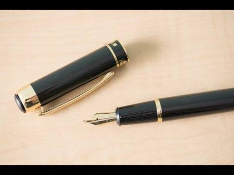 How to choose a fountain pen for drawing and art