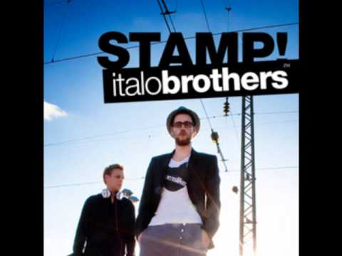 Italobrothers - Moonlight Shadow [Stamp]