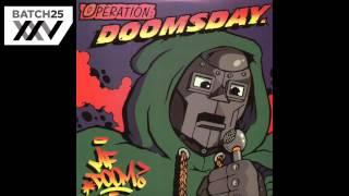 MF Doom  //  Doomsday
