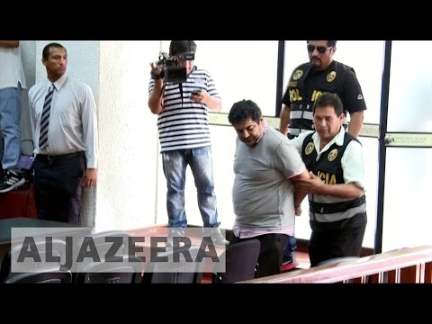 Peru: Odebrecht corruption scandal suspects arrested