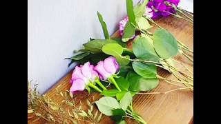 9分鐘教你如何做母親節花束?How to make a mother day bouquet in 9 mins?