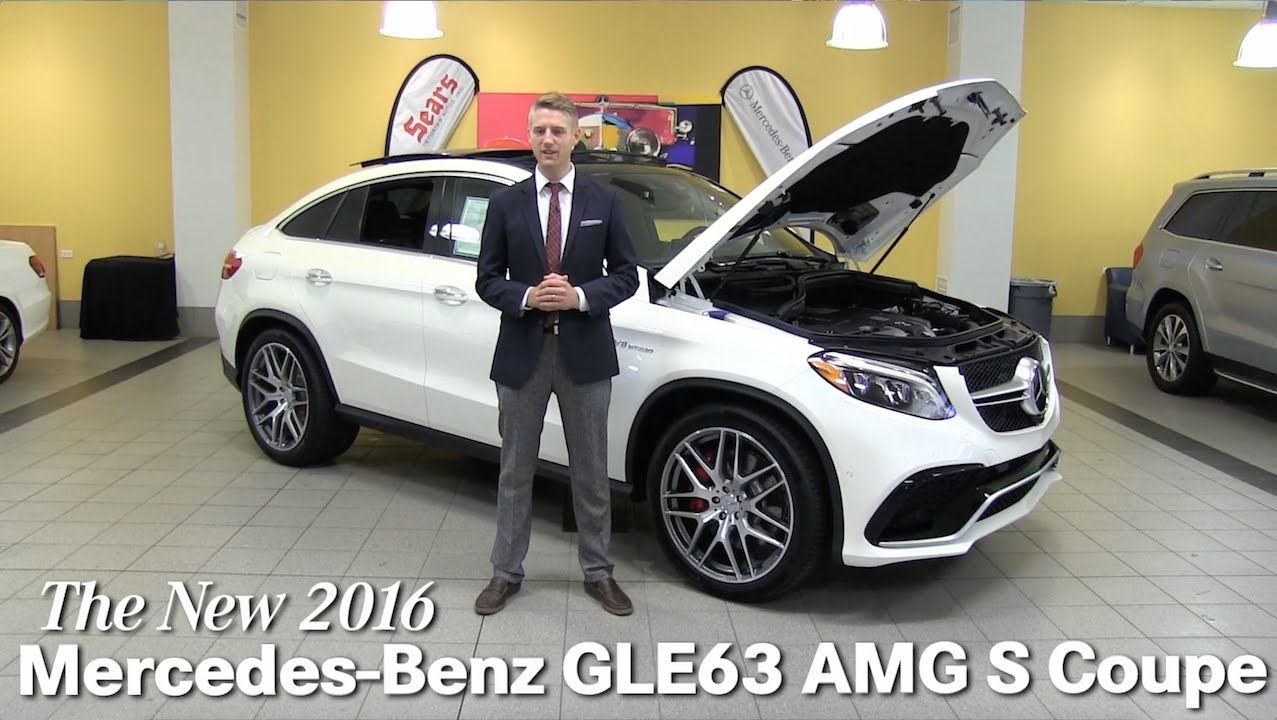 Review new 2016 mercedes benz gle63 amg s coupe gle class for Mercedes benz bloomington mn