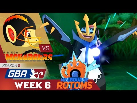 GBA S8 Week 6 Wi-Fi Battle vs. Melbourne Rotoms - A Most Empressive Performance