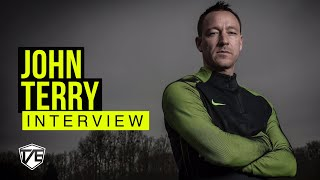 TAE MEETS JOHN TERRY - INTERVIEW
