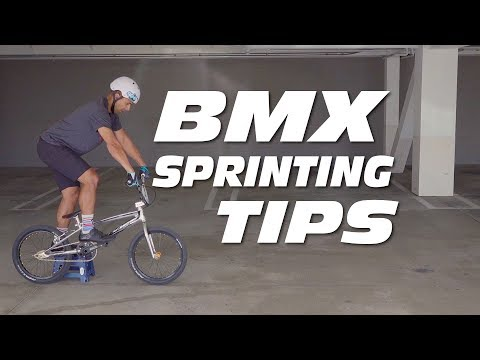 BMX SPRINTING TIPS  WITH OLYMPIC BMX COACH