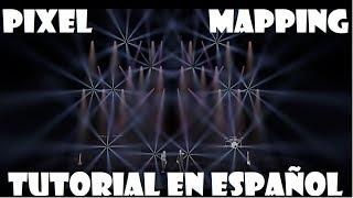 CÓMO HACER BITMAP EN MA2 (PIXEL MAPPING)