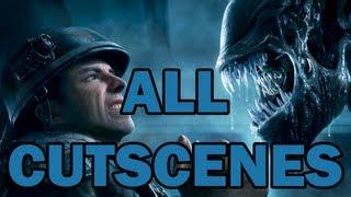 Aliens: Colonial Marines - All Cutscenes