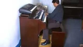 Los recuerdos estan hechos de esto  el organo que canta y habla Igor Stepanenko