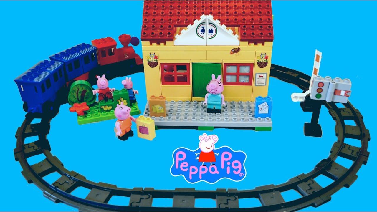 Building Blocks Peppa Pig India
