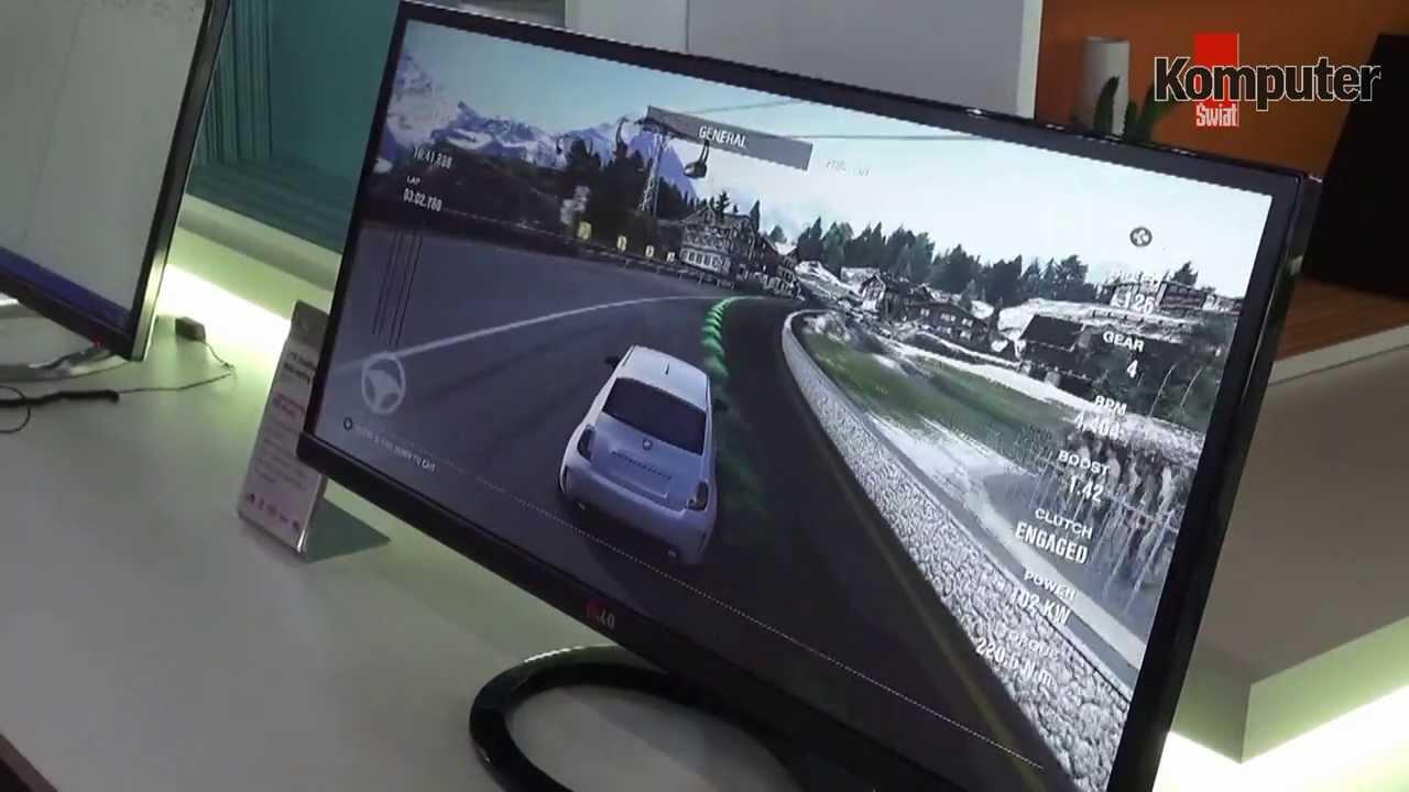 IFA 2013 LG zaprezentowało monitor o proporcjach 21:9