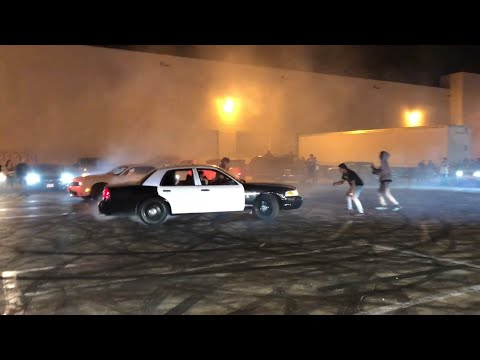 FIGHTS, DRIFTING, STREET RACING, BURNOUTS ALL IN ONE NIGHT😨 *MUST WATCH*