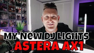 My favorite new light for events: Astera AX1-u Pixel Tube