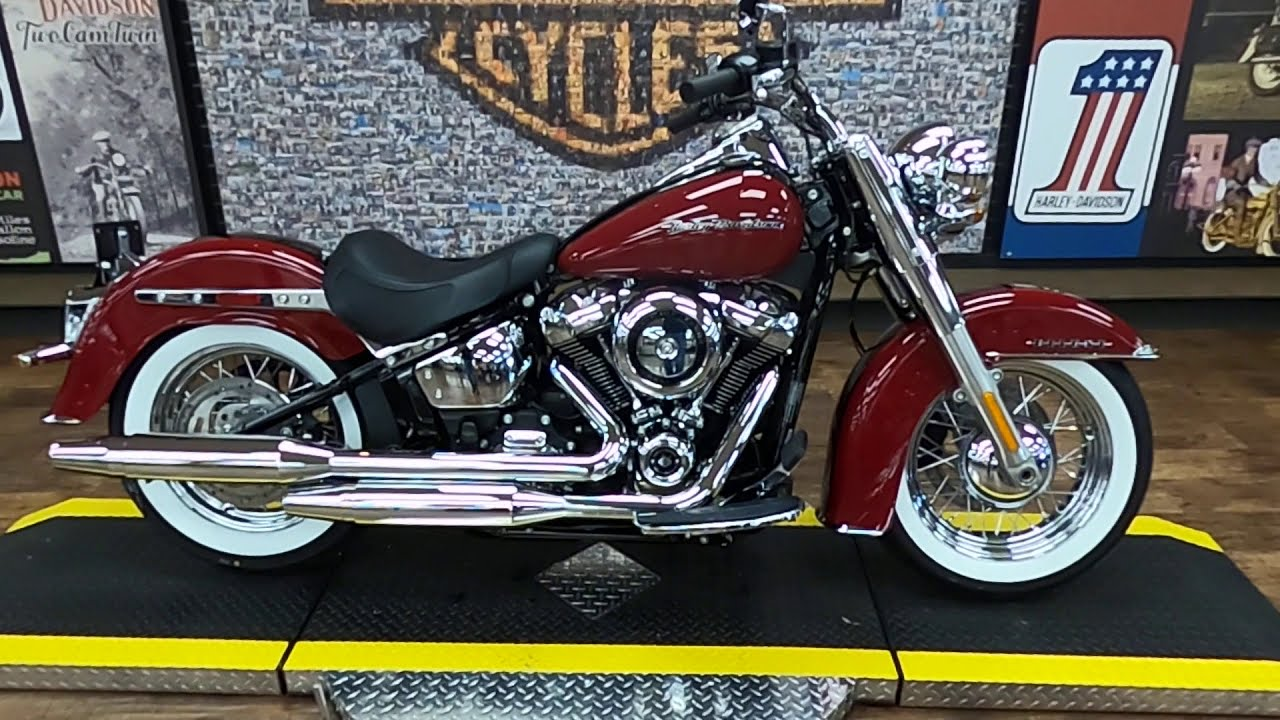 2020 HARLEY-DAVIDSON SOFTAIL DELUXE - New Motorcycle For ...