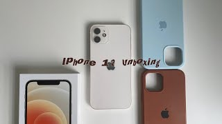 Iphone 12 White Unboxing + Accessories | Malaysia