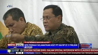KPK: Kedatangan Edi Sukmoro untuk Bantu Selamatkan Aset PT KAI