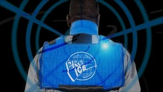 Neck and Upper Back Ice Pack - Pro Ice pi100