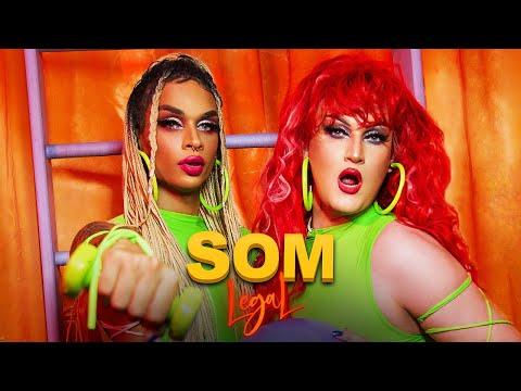 Kika Boom & Lia Clark – Som Legal (Letra)
