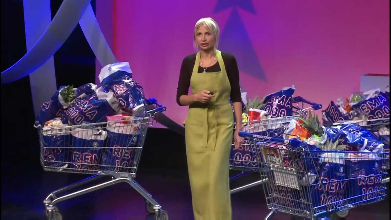 Stop Wasting Food - TEDxCopenhagen 2012