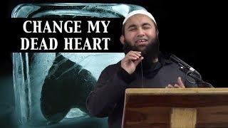 Nasheed by Hafiz Mizan Change My Dead Heart performed at Masjid Usman