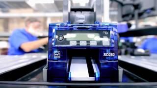 видео принтеры пластиковых карт