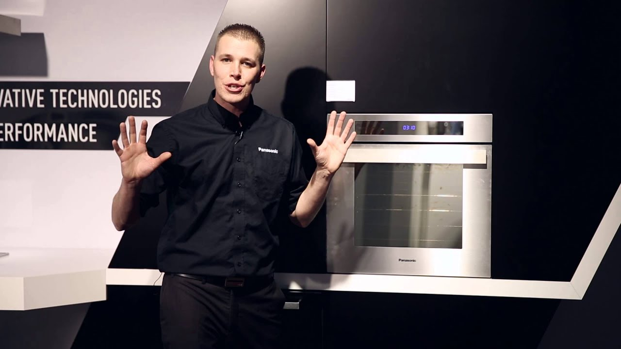 Kitchen Appliances Built In Panasonic Convention 2013 Built In Kitchen Appliances Oven