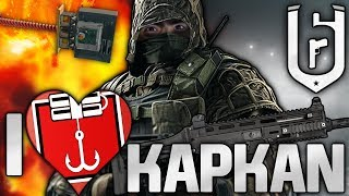 I LOVE KAPKAN 💕 Rainbow Six Siege ITA